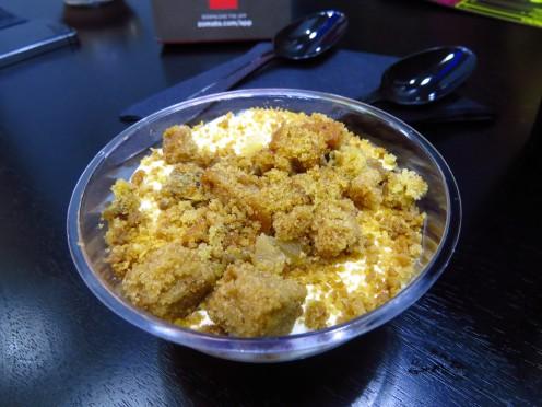 coconut ginger